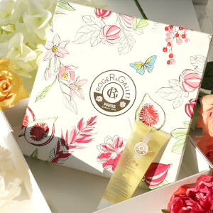 Roger&Gallet  Build Your Own Coffret 50ml Shower Gel and Gift Box (Free Gift)