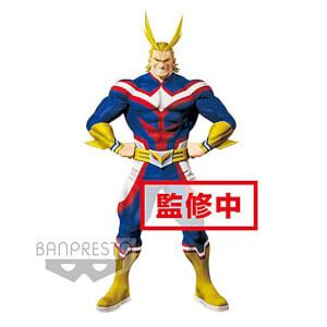 My Hero Academia Age of Heroes Figurine All Might - Banpresto
