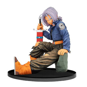 Figurine Dragon Ball Z – Trunks BWFC 2 Vol.8 13 cm- Banpresto