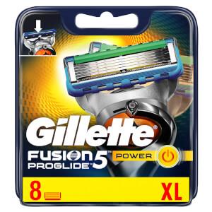 Fusion5 ProGlide Power Rasierklingen - 8Stück