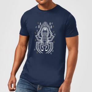 Harry Potter Aragog Men's T-Shirt - Navy