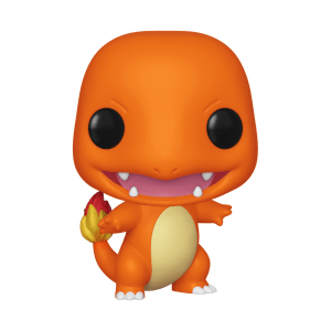 Charmander Pokemon Funko Pop! Vinyl