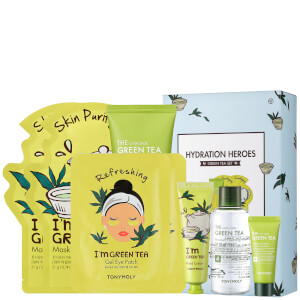 TONYMOLY Hydration Heroes - Green Tea Set