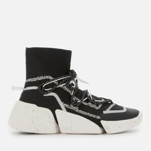 KENZO Women's K Sock Slip-On Trainers - Black