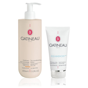 Gatineau Tan Accelerator and Aquamemory Mask Duo (Worth £90.00)