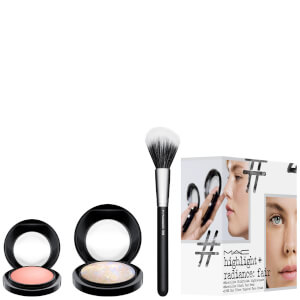 MAC Highlight and Radiance Exclusive Kit - Fair (Worth £83.00)