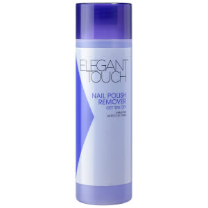 Elegant Touch Get 'Em off Nail Varnish Remover 200ml