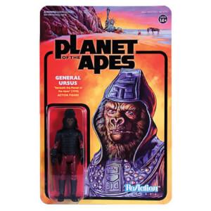 ReAction Figure del Generale Ursus de Il pianeta delle scimmie serie 1 Super 7