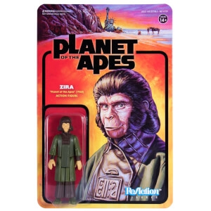 Super7 Planet of the Apes Wave 1 Dr. Zira ReAction Figure