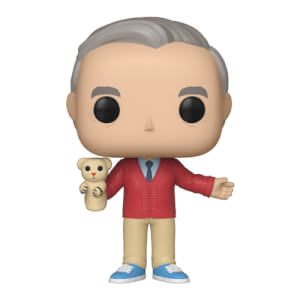 A Beautiful Day in the Neighborhood Mr Rogers Pop! Vinyl Figure
