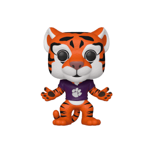 Clemson The Tiger Funko Pop! Vinyl
