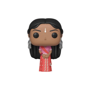 Harry Potter Yule Ball Padma Patil Funko Pop! Figuur