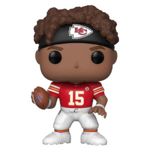 Figura Funko Pop! - Patrick Mahomes II - NFL Chiefs