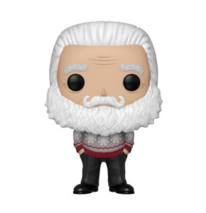 Figurine Pop! Père Noël - Super Noël