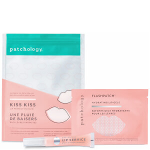 Patchology Kiss Kiss Lip Perfecting Duo Kit