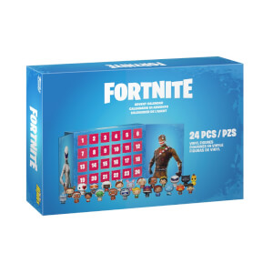 Calendrier de l'Avent Pop! Fortnite (2019)