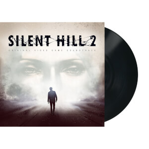 Mondo - Silent Hill 2 Original Video Game Soundtrack Double Vinyle LP