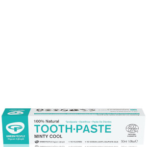 Green People Minty Cool Toothpaste 50ml (Free Gift)