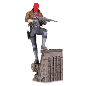 DC Collectibles Bat-Family Multi-Part Statue Red Hood 17 cm (Part 5 of 5)