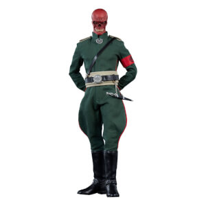 Sideshow Collectibles Marvel Action Figure 1/6 Red Skull 30 cm