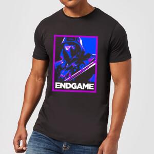 T-Shirt Avengers Endgame Ronin Poster - Nero - Uomo