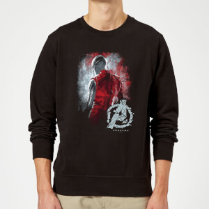 Avengers Endgame Nebula Brushed Sweatshirt - Black