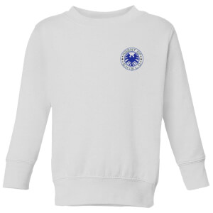 Marvel Avengers Agent Of Shield Kids' Sweatshirt - White