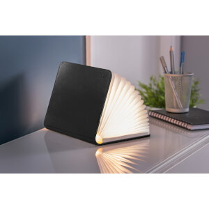 Gingko Leather Smart Book Light - Large