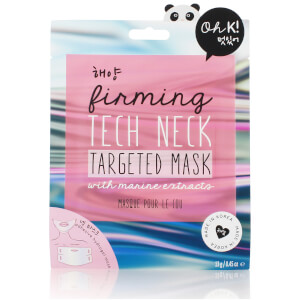 Oh K! Firming Tech Neck Mask 18g