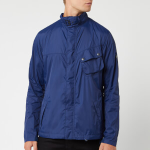 Barbour International Men's Series Casual Jacket - Regal Blue