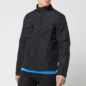 Barbour International Men's Stannington Casual Jacket - Black