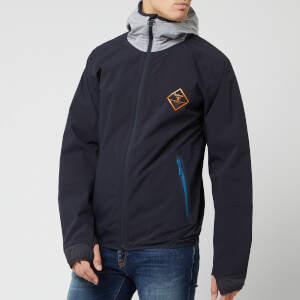 Barbour Men's Beacon Etterick Jacket - Navy