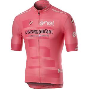 Castelli Giro D'Italia Squadra Jersey - Rosa Giro