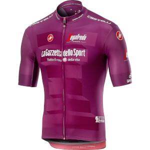 Castelli Giro D'Italia Squadra Jersey - Ciclamino