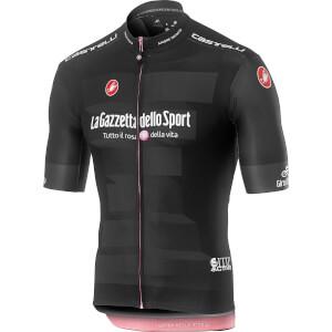 Castelli Giro D'Italia Squadra Jersey - Nero