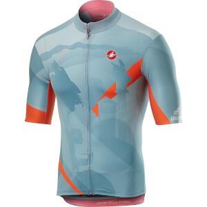 Castelli Giro D'Italia Feltre Croce D'Aune Jersey