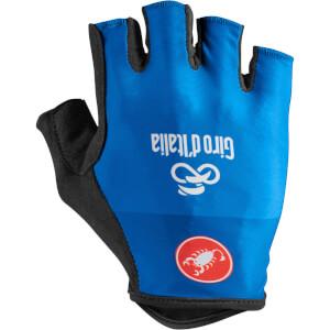 Castelli Giro D'italia Gloves - Azzurro