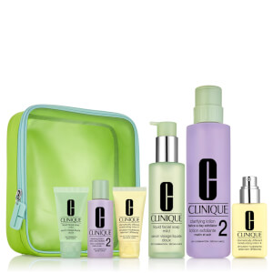 Clinique Great Skin Everywhere I/II Set