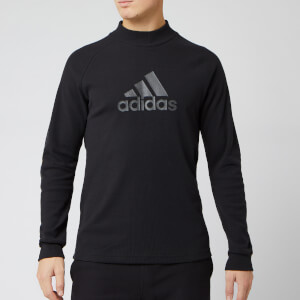 adidas Men's ID Long Sleeve Top - Black