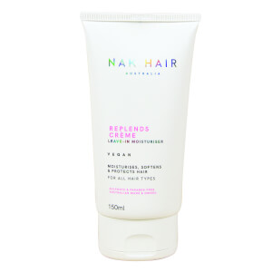 Nak Replends Crème Leave in Moisturiser 150ml