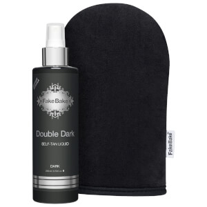 Fake Bake Double Dark & Mitt