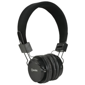 AV: Link Kids Headphones - Black