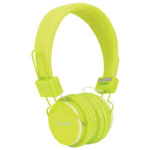 AV: Link Kids Headphones - Green