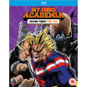 My Hero Academia - Season Three Part One