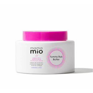 Mama Mio Tummy Rub Butter 120ml - Lavender and Mint