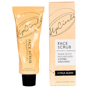UpCircle Citrus Face Scrub with Coffee 100ml