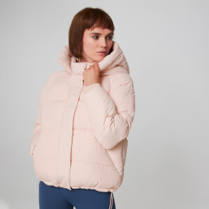 MP Women's Puffer Jacket - Pearl Blush