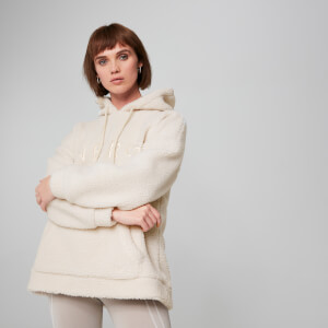 MP Sherpa Hoodie - Moonbeam