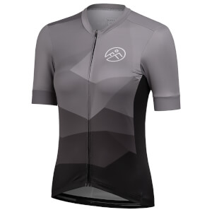 54 Degree Women's Strato Jersey - Slate Grey