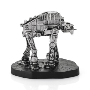Royal Selangor Star Wars AT-M6 Walker Vehicle 20cm - Pewter Replica